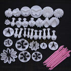 Carving Baking Tool Cake Decorating Fondant Modelling Cookies Cutter Mould Set