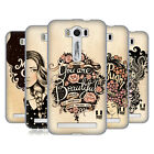 HEAD CASE DESIGNS INTROSPECTION SOFT GEL CASE FOR ASUS ZENFONE 2 LASER ZE500