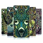HEAD CASE DESIGNS AZTEC ANIMAL FACES SERIES 6 HARD BACK CASE FOR SONY XPERIA Z5