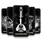 HEAD CASE DESIGNS BIG FACE ILLUSTRATED 2 BACK CASE FOR ASUS ZENFONE 2 DELUXE