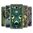 HEAD CASE DESIGNS AZTEC ANIMAL FACES SERIES 6 GEL CASE FOR HUAWEI HONOR 5X GR5