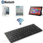 X6 Wireless Bluetooth Keyboard Keypad For IOS Android Windows Tablet PC Notebook
