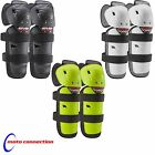 EVS Option Adult Motocross Knee Guards MX Enduro Pads Protection Pair