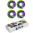 SPITFIRE Skateboard Wheels SOFTERS 95A CRUISER with INDEPENDENT ABEC 7 Bearings