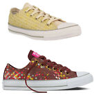 Ladies Womens Girls Converse Chuck Taylor All Star Low Canvas Trainers Sneakers