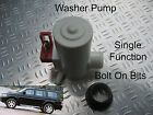 Front Windscreen Washer Pump Grommet Connector TPipe 4mm Mitsubishi Shogun Sport