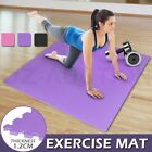 Fitness Exercise Mat EVA Rubber Home Gym Interlocking Waterproof Workout Floor