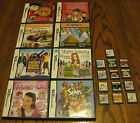 Nintendo DS Games You Choose From List Complete & Loose Games Cooking Mama +++