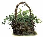 English Ivy Basket Select-A-Size Waterslide Ceramic Decals Xx  image