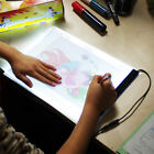 Art A4  LED Light Box  Stencil Board  Tracing Drawing Table +  Base Accessories