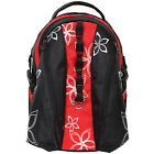 "Deluxe Hawaiian Flowers Floral Print Computer Backpack fits 15"" Laptop-BBP1120"