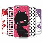 HEAD CASE DESIGNS CATS AND DOTS SOFT GEL CASE FOR ZTE PHONES