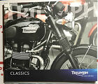 2010 Triumph Classics motorcycle catalog 36 pages mint $15.00 USD