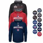 2016 Chicago Cubs Authentic On-Field World Series Therma Base Hoodie Collection
