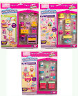 Shopkins Happy Places Decorator Pack Series 1 & 2 - NEW 2017