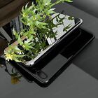 Hybrid 360° Electroplating Acrylic Hard Case Cover Skin for iPhone 6 6S 7 Plus