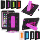 Heavy Duty Shock Proof Protective Case Cover Stand for Apple iPad 4 3 2 Mini Air
