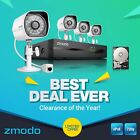 Zmodo 1080p HD IP Netwrok IR Night Vision Home Security Camera 4CH NVR System 1T