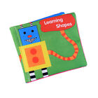 New Infant Baby Child Intelligence Development Cloth Book Cognize Book Toy YJ
