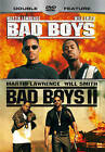 Double Feature ~ Bad Boys 1 & 2  I II (DVD, 2013, 2-Disc Set) Complete