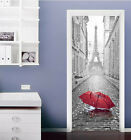 3D Paris Scenery 6 Door Wall Mural Photo Wall Sticker Decal Wall AJ WALLPAPER AU