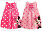 Baby Girls Dress Cute Minnie Mouse   Dresses Kid Toddler Clothes  Fit 1-5Y