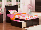 Soho Extra Long Twin Sleigh Mate's & Captain's Bed with S...
