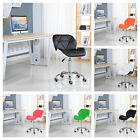 SWIVEL OFFICE FURNITURE COMPUTER DESK CHAIR IN PU LEATHER CHAIR