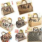 New Retro Hobo Women & Men Travel Tote Handbag Large Luggage Weekend Holdall Bag