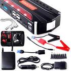 68800mAh SOS Emergency Car Jump Starter Power Bank Battery Booster phone charger
