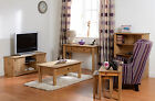 Panama Pine Living Room Furniture TV Bookcase Sideboard Coffee Console Nest Lamp