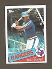1985 TOPPS CARDS #301 thru #450 -- PICK THE CARD(S) YOU NEED -- NM/NM+ or better