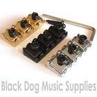 locking guitar top nut 42 or 43mm chrome black or gold