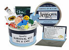 JEMSIDEAS Wedding Day Survival Kit In A Can. Novelty Gift Fun Husband To Be Card