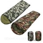 1KG Single Hiking Winter Adult Travel Warm Pattern Camping Mummy Sleeping Bag