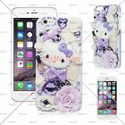 New 3D Bling Design Luxury Handmade Crystal Diamante Case Cover For Apple iPhone