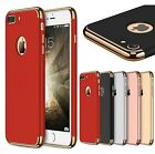 Luxury Ultra Slim Hybrid Electroplate Hard Back Case Cover for iPhone 7  7 Plus