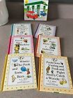 EUC BP Collection Winnie The Pooh Friends Book (6) Pc Set Piglet Kanga by Milne