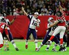 Tom Brady New England Patriots Super Bowl LI Action Photo TU099 (Select Size)