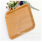 TY 3pcs Safe Melamine Rectangular Bread Plate Dish Tray Dinnerware Tableware