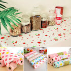 30*300CM Flower Shelf Contact Paper Cabinet Drawer Liner Kitchen Table Mat Pad
