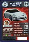 TOP GEAR TURBO CHALLENGE EXTRA RARE  CARDS     ...CHOOSE