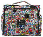 Ju Ju Be B.F.F Tokidoki X Super Toki Baby Diaper Bag Backpack  NEW