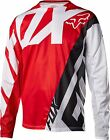 Fox Racing 2017 Demo Long Sleeve L/S Jersey Creo Red/White