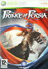 Prince of Persia (Microsoft Xbox 360,  2008) WITH MANUAL  FREE POSTAGE
