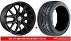 Alloy Wheels & Tyres 20'' Dare NK For Peugeot 508 11-16