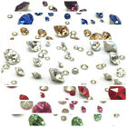 72 pcs Mixed Sizes Swarovski 1088 XIRIUS Chaton Pointed Back (Pick your Color)