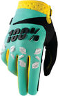 100% Airmatic Gloves (Pair) Mint Adult All Sizes