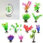 Various Artificial Aquatic Grass Plant Coral For Aquarium Terrarium Flower Vase