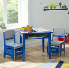 Delta Children Jack and Jill Kids 3 Piece Table and Chair Set